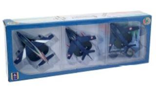 BOX 3pz FRECCE TRICOLORI 1/100