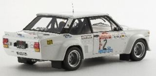 FIAT 131 ABARTH BIANCA    1/18