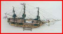 HMS VICTORY  LUNGA 620mm 1/200
