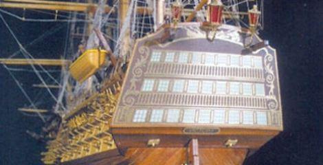HMS VICTORY 1100cm        1/98