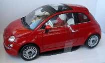 FIAT NUOVA 500  ANNO 2007 1/18