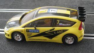CITROEN C4 WRC NOVIKOV
