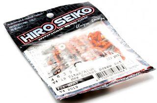 HIRO SEIKO SET VITI T4 2019