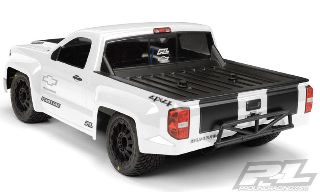 CARROZZERIA Chevy Silverado 1/10 SHORT COURSE  SCT