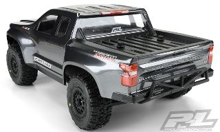 CARROZZERIA Chevy Silverado Z71 Trail Boss 1/10 SHORT COURSE  SCT