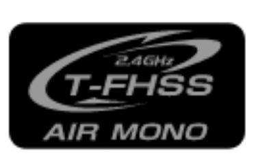 RADIO T6L 6ch SPORT     MODE 2