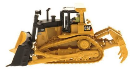 Cat D9T Track-Type Tractor 1/87