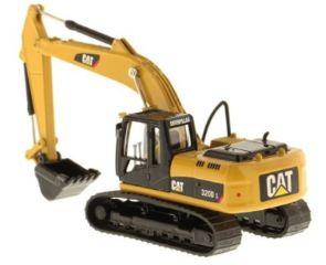 Cat 320D L Hydraulic Excavator 1/87
