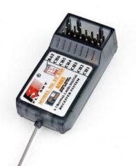 RADIO FS T6 6ch MODE 2  2,4Ghz