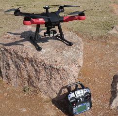 DRONE HERO 550 YS S4 V2