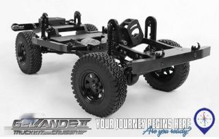 RC4WD GELANDE II TRUCK IN KIT
