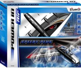 SPEEDY PLUS QUADRIMOTORE    RC