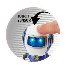 Robot Funky Bots Marvin blue