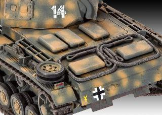 CARRO PzKpfw III Ausf. L  1/72