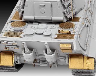 Tiger II Ausf. B w/full Interior 1/35  (Platinum Edition)