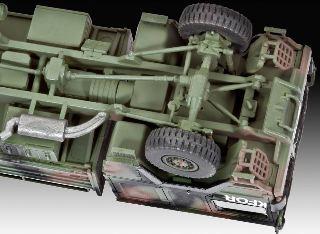 LKW 5T MIL GL 4X4 TRUCK   1/72