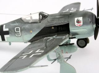 FOCKE WULF FW190 A8/R11   1/72