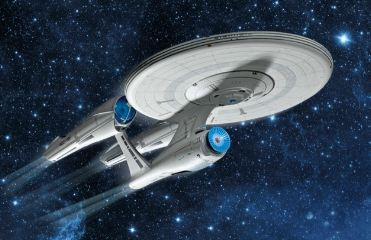 USS ENTERPRISE 588mm STAR TREK