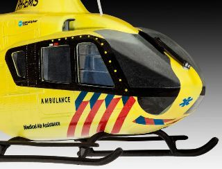 AIRBUS HELICOPTER EC135   1/72