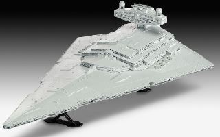 IMPERIAL STAR DESTROYER 1/2700 KIT IN PLASTICA DA INCOLLARE