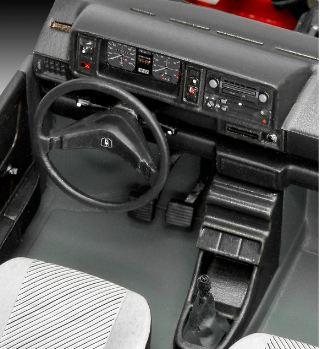 VW GOLF 1 CABRIO 1974     1/24
