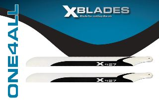 PALE XBLADES x427 FBL    427mm
