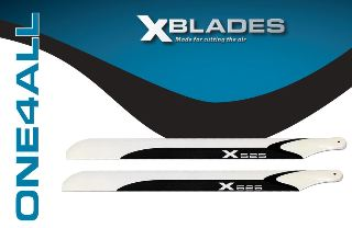 PALE XBLADES x525 FBL    525mm