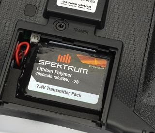 LiPo 4000mAh PER RADIO DX6 DX7