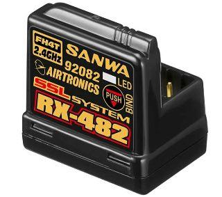 RADIO SANWA CAR MT-S 2016 4ch