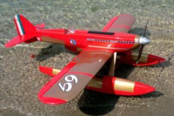 MACCHI MC72 50E          152cm