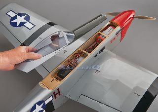 P51 SPORT FIGHTER .46 EP ARF