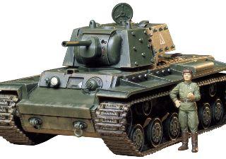 CARRO RUSSO KV-1B         1/35 IN EDIZIONE LIMITATA