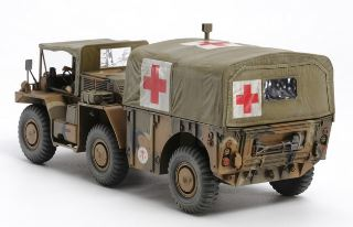 AMBULANZA USA M792        1/35