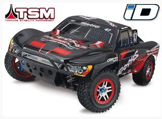 Supporto ammortizzatore in ergal Slash 4x4 Rally VXL