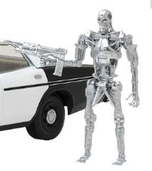 Dodge Monaco metropolian Police Terminator 1984 1/18