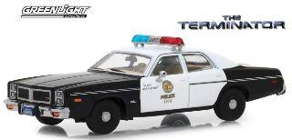 Terminator 1984 Dodge Metropolitan Police 1/43