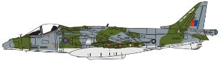 BAe HARRIER GR7A/GR9A     1/72