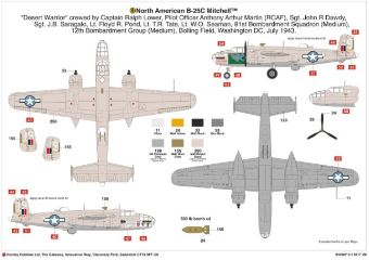 NORTH AMERICAN B25B MITCHELL