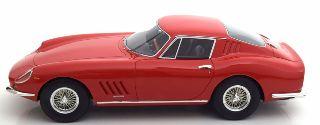 FERRARI 275 GTB 1966 RED  1/18