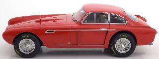 FERRARI 340 MEXICO PROVA  1/18 ROSSA 1952