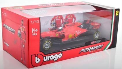 Ferrari F1 2019 SF90 #5 Vettel 1/18
