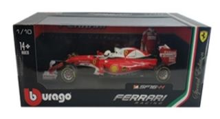 00987 FERRARI F1 SF16-H   1/18