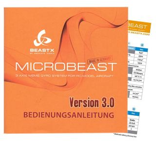 BEASTX MICROBEAST PLUS  x HELY