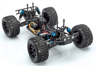MONSTER TRUCK MT2 BRUSHLESS