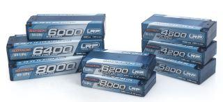 LiPo P5-HV TC LCG 7,6v 6400mah