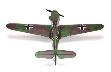 MESSERSCHMITT BF109 F2 .60 ARF