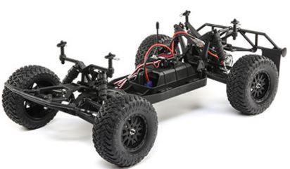Short Cours 22S Kicker SCT RTR 1/10 2WD a spazzole montato senza LiPo