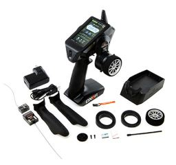 DX6R RADIO CAR 6ch CON 2 RX ANDROID DISPLAY TOUCH SCREEN
