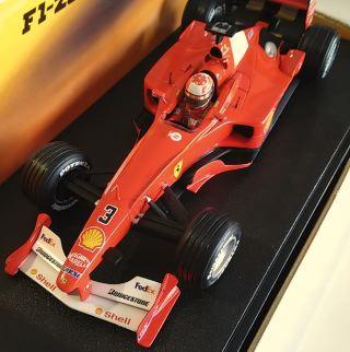 FERRARI F1 2000 SCHUMY    1/18
