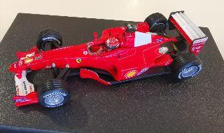FERRARI F1 2000           1/43